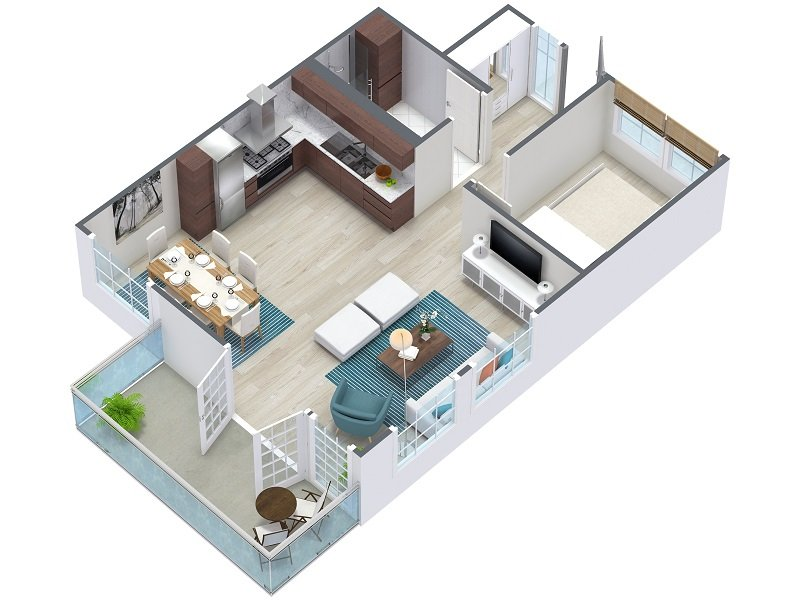 Virtual Living Room Planner