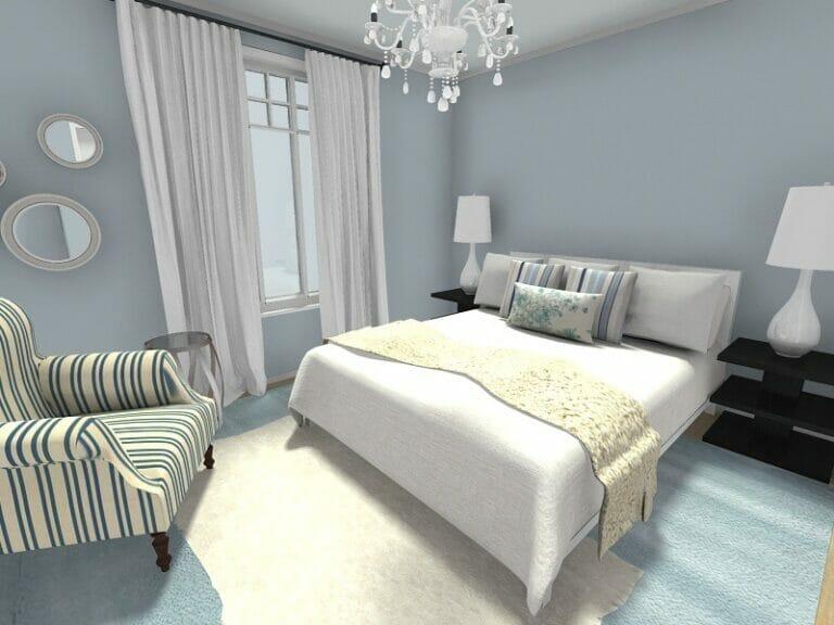 Bedroom Ideas | RoomSketcher on Room Decorations  id=19452