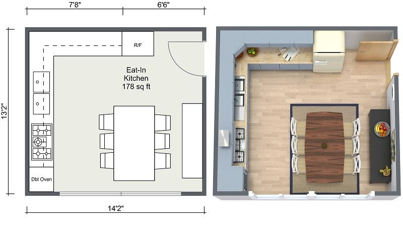 Kitchen Layout Planner Free Online