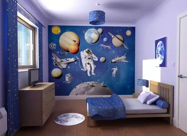 10 Awesome Children S Bedroom Wall Ideas Room To Grow