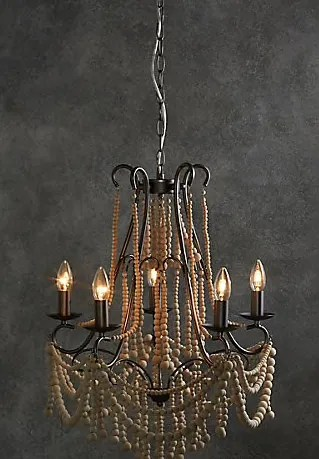 Roomy Home Marks and Spencer M&S Home Margot chandelier