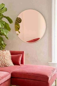 Black Friday deals homes interiors Urban Outfitters Calli mirror copper