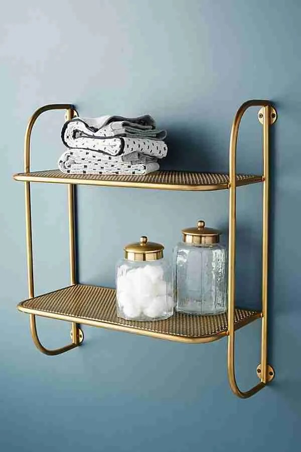 lexington shelving unit Anthropologie