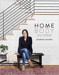 Joanna Gaines Homebody book review Roomy Home front cover