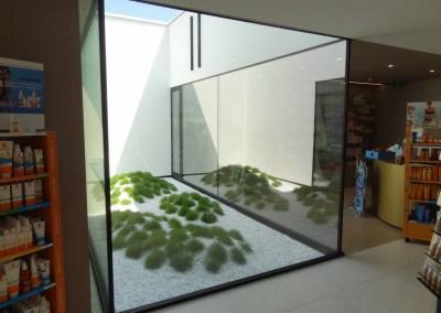 Patio tuin – Oostkapelle