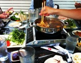 2012 - Picture - Hot Pot in Quincy