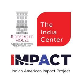 Roosevelt House India Center Logos