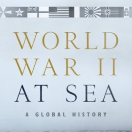 World War II at Sea book cover
