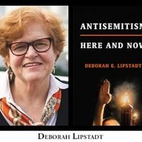 Lipstadt Antisemitism cover