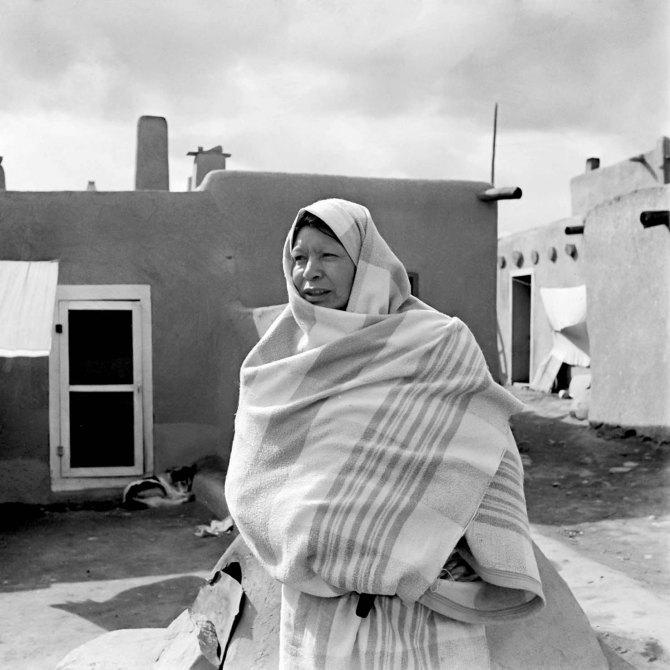 A Pueblo Indian of Taos, New Mexico 1936