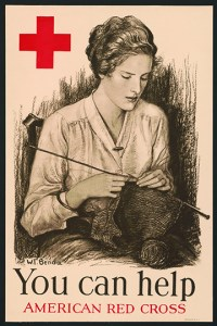 ACR Knitting Poster