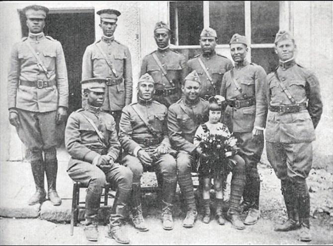 African American Troops