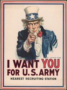 I Want You for U.S. Army, Poster