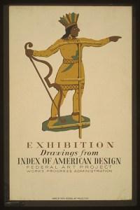 American design poster