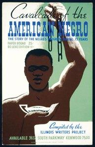 Cavalcade of the American Negro Book Cover