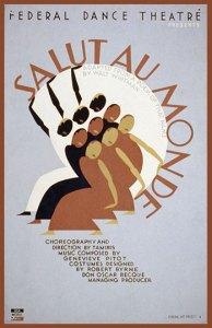 Salut au Monde Poster