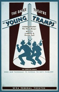 Young Tramps Poster