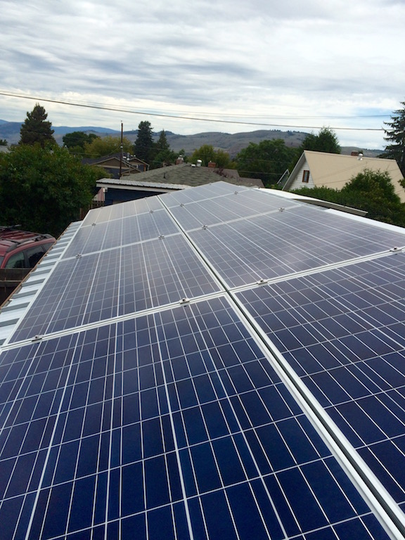 3.26KW Vernon Solar Rooftop