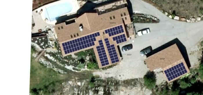 34 KW Kelowna Solar Rooftop