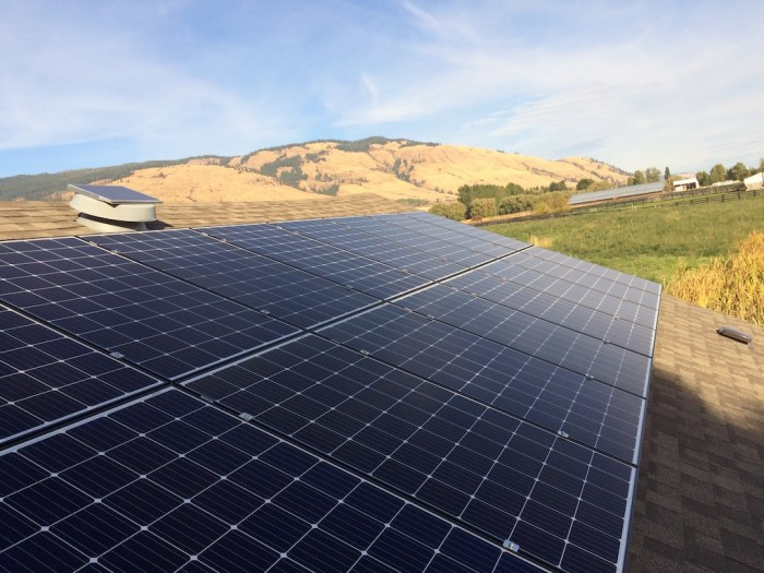 4.8 KW Coldstream Office