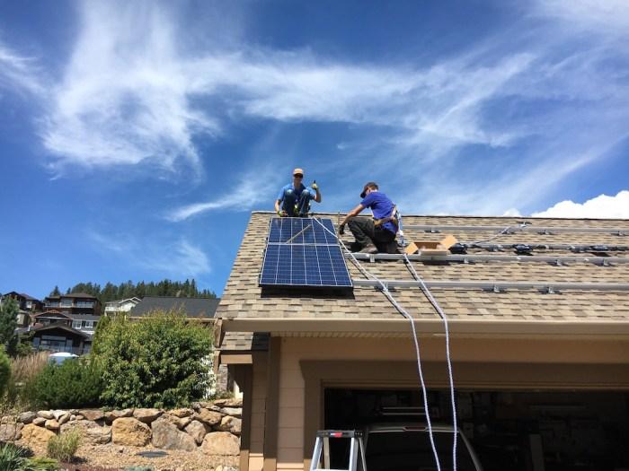 7.42KW Vernon Solar Install