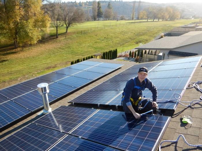 9KW Vernon Solar PV