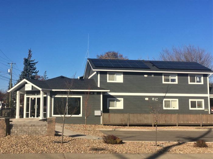 24 panel (8 kW) system in Vernon