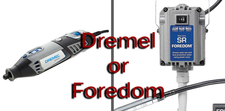 dremel versus foredom review