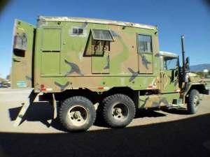 monster truck camper
