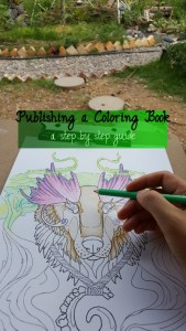 publishing a coloring book from start to finish