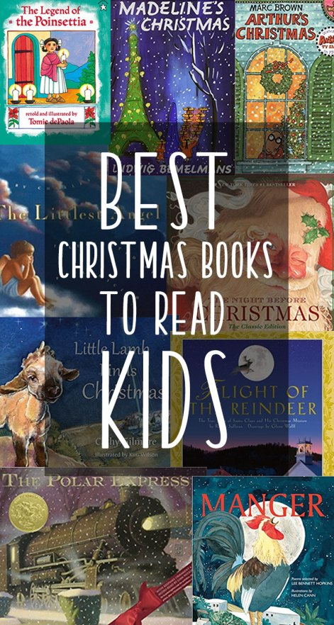 best christmas books to read kids these make great advent gifts for grandkids rootandbloomforever - Best Christmas Books