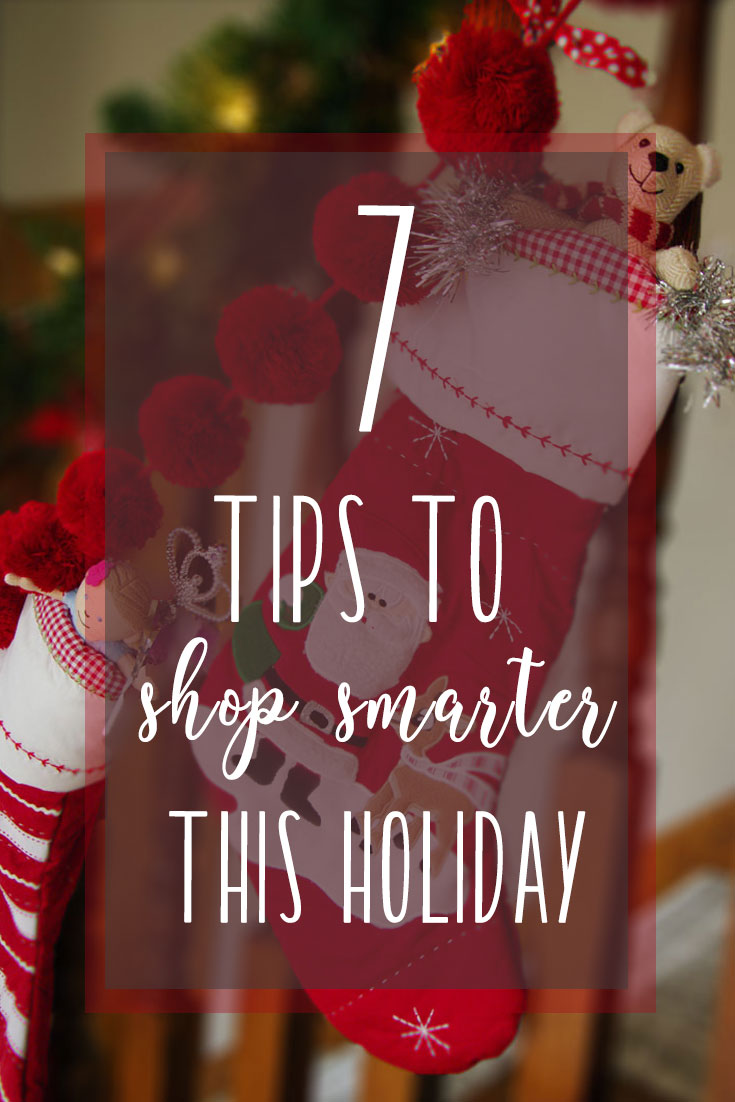 Easy tips for smarter holiday shopping
