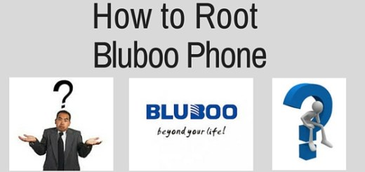 root Bluboo Phone