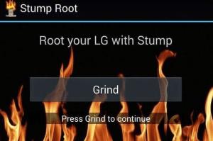 Root LG phone