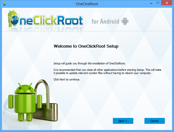 How to UnRoot your Android Device via One Click Root