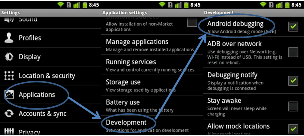 How to Root a Android Device via One Click Root