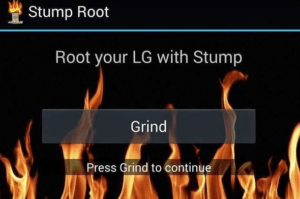How To Root LG D300F Fireweb
