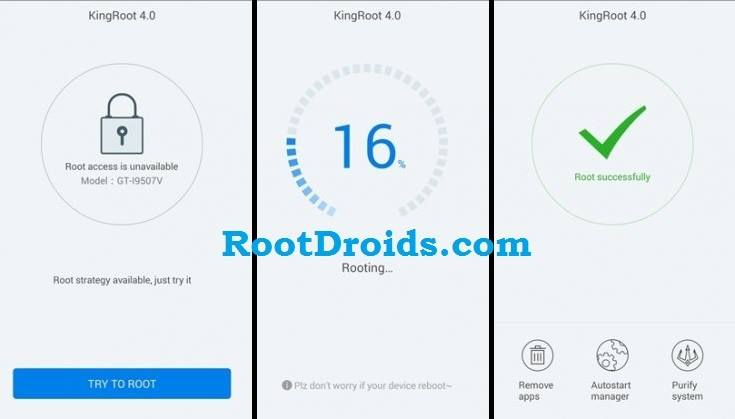 How To Root CCIT A777G