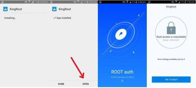How To Root Singtech SGT-7000S