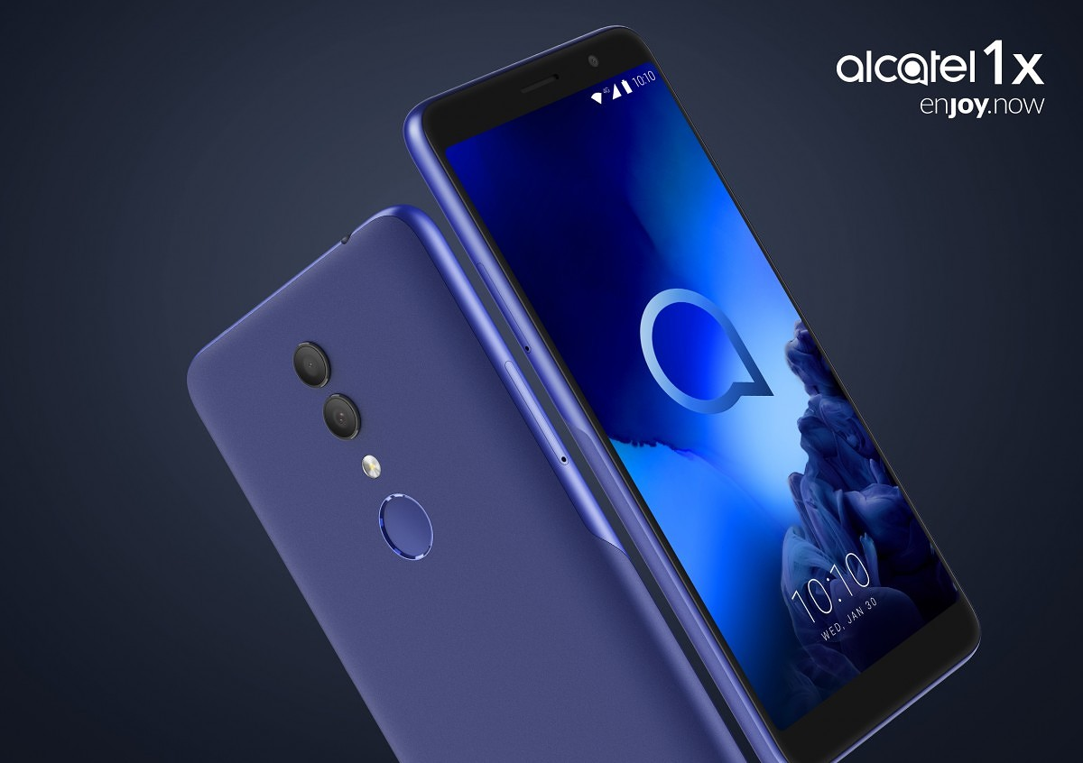 Uninstall Magisk and Unroot your Alcatel 1x (2019)