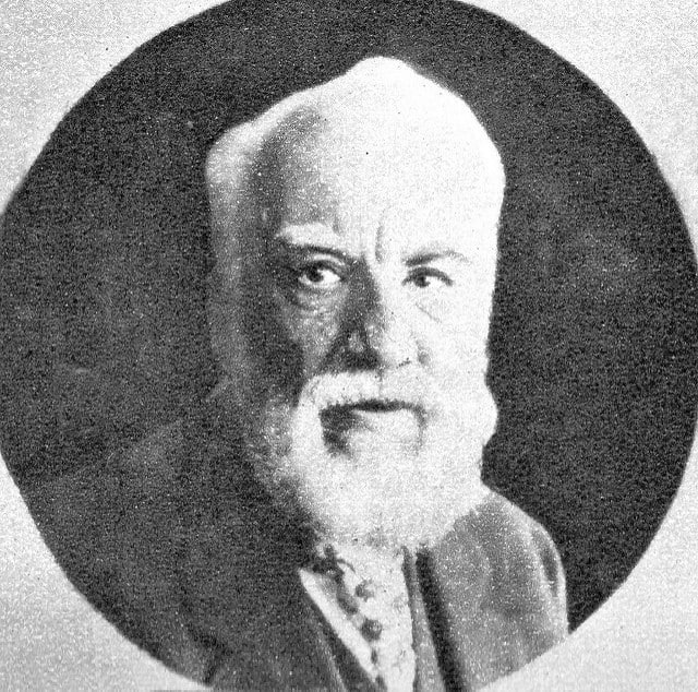 Photo of Alexander Graham Bell