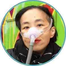Headshot of Alice Wong