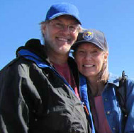 John Gaddo & Nancy North