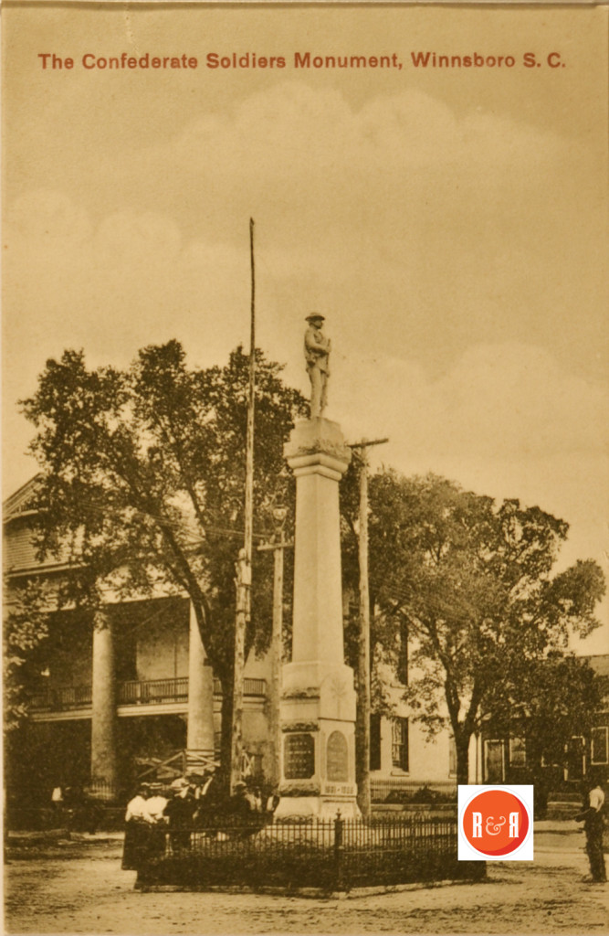 Fairfield County Courthouse Fairfield County