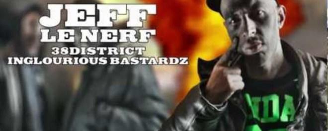 JEFF LE NERF - INGLOURIOUS FREESTYLE