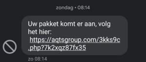 phishing-sms