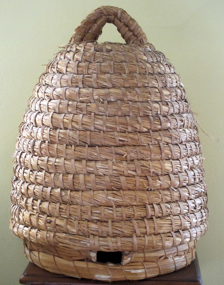 How To Make A Bee Skep Root Simple