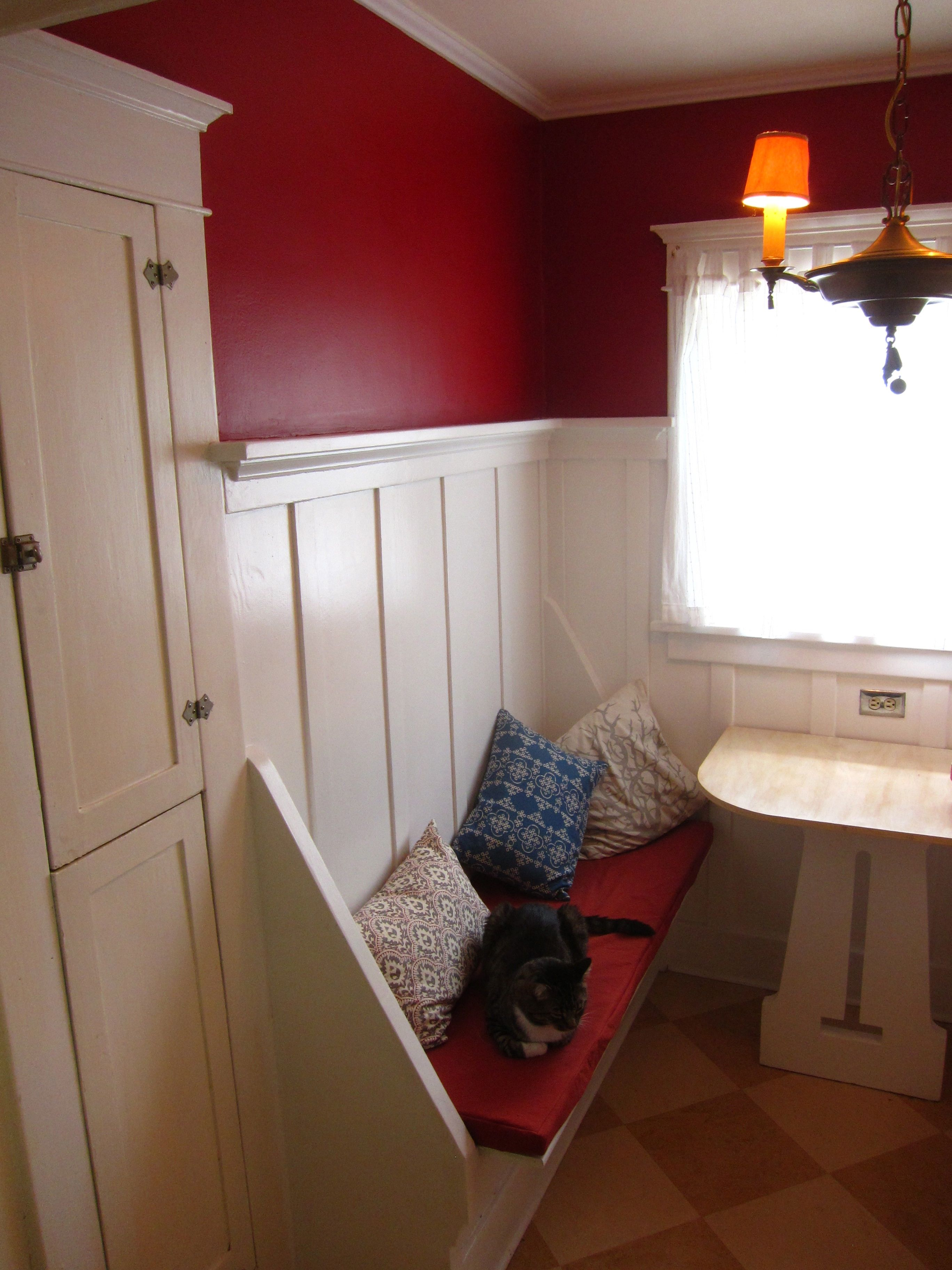 How To Make A Breakfast Nook Comfortable Root Simple