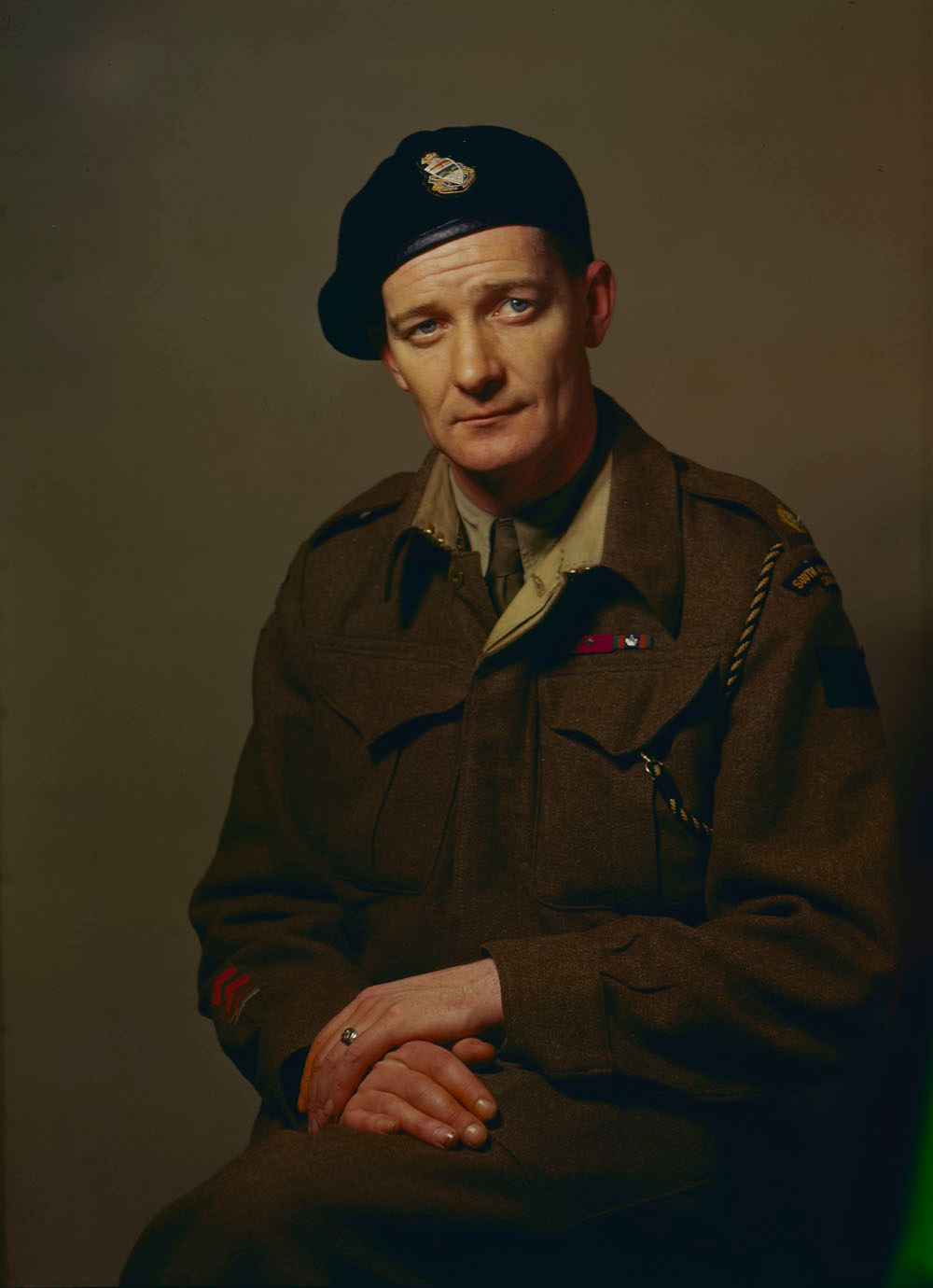 Lt Colonel David Vivian Currie