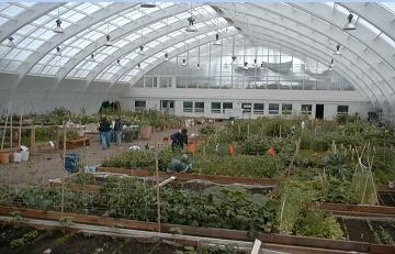 Solar Greenhouses Greenhouse plans